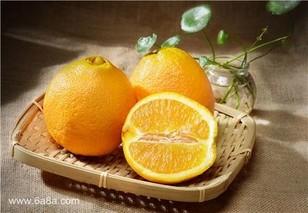 甜橙的功效与作用
