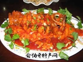 苏州松鼠桂鱼