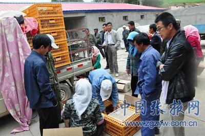 张掖市畜牧兽医局专家深入贫困村积极开展精准扶贫培训