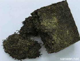 湖南黑茶制作