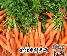 平安堡胡萝卜