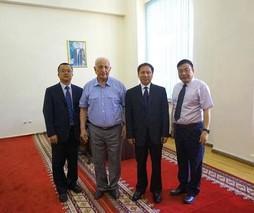 黑龙江科技人员赴乌兹别克斯坦交流鲟鱼繁育技术