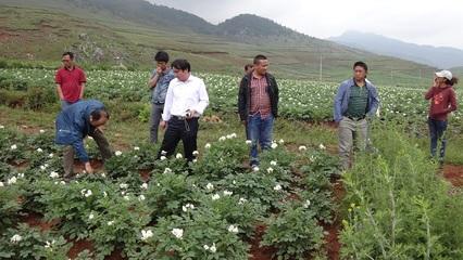 丽江市林业和草原局开展行业扶贫政策培训