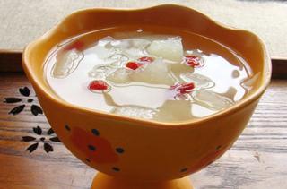 白萝卜香菜煮水