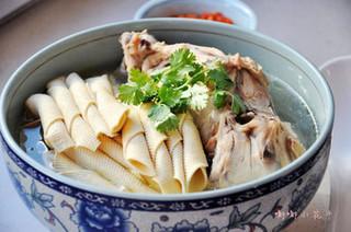 鸡汤豆腐串