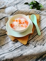 大米胡萝卜粥的功效与作用