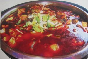 乌江鲢鱼豆腐火锅