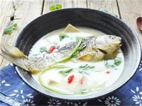 鯽魚冬瓜湯的功效与作用