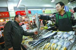 宁波象山带鱼正是肥美时