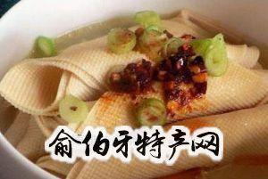 熏鸡豆腐串