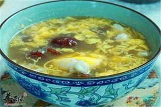 阿胶鸡蛋汤的功效与作用