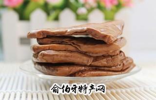 """""""花亭湖""""茶干"""
