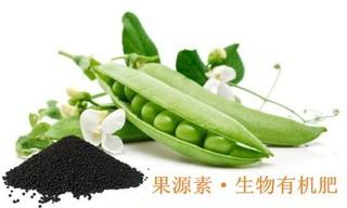 花椰菜施生物有机肥