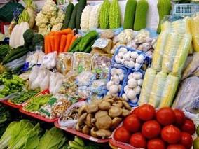 """中伏合肥菜价上涨明显 西瓜、葡萄占极速5分排列3水果市场""""半壁江山"""""""