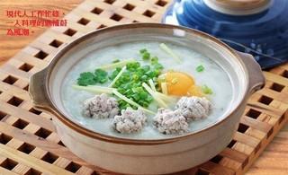 粟米羊肉粥的功效与作用
