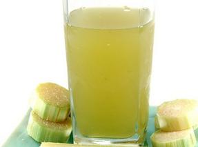 甘蔗生姜汁的功效与作用