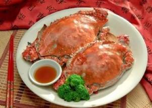 盐水梭子蟹