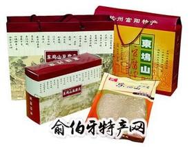 东坞山豆腐皮