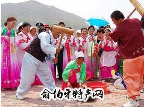 丹东朝鲜族打糕