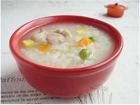 黄芪野鸭肉粥的功效与作用