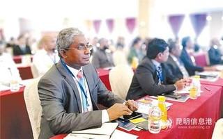 马尔代夫企业组团来云南采购农产品