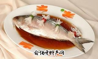 镜泊湖红尾鱼