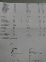 血红蛋白的浓度