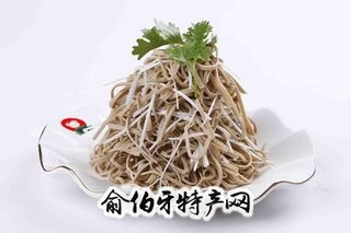 三河豆腐丝