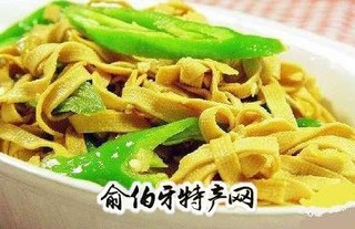 太东乡的干豆腐