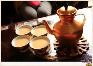 藏族酥油茶