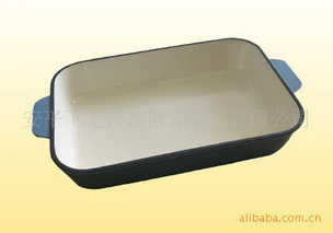 铸铁搪瓷炊具