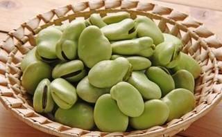 蚕豆荚壳的功效与作用