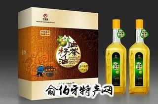 双溪湖油茶籽油