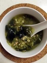 绿豆、海带的功效与作用