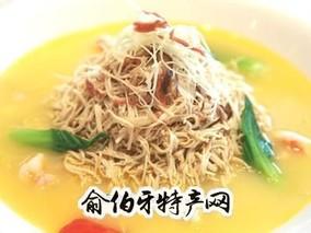 扬州煮干丝