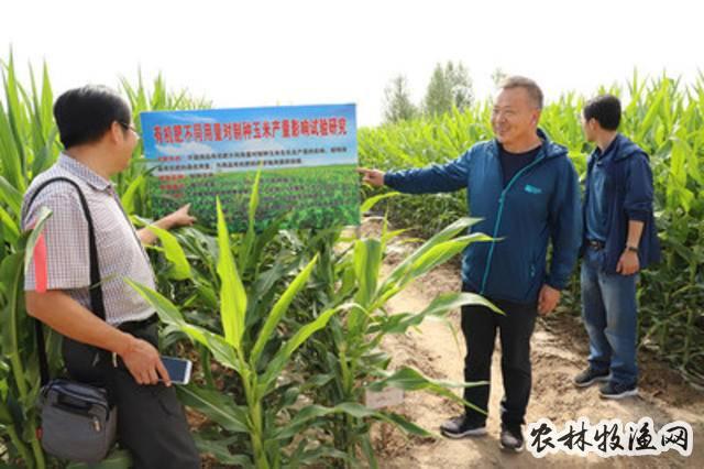 甘肃省:开展耕地质量提升与化肥减量增效项目