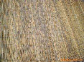 芦苇及编织品