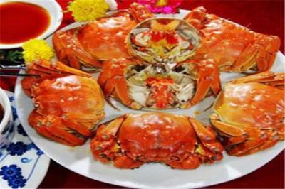 """固城湖螃蟹讲究身份""""*"""""""