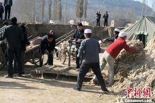 甘肃省将创建45个废旧地膜回收利用示范县