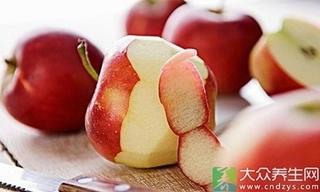 苹果皮的功效与作用