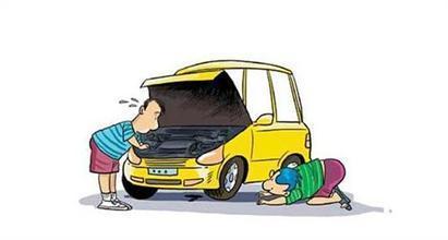 农用车行驶中故障的应急处理
