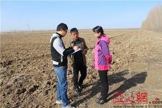 新疆额敏县:滴灌项目惠民生