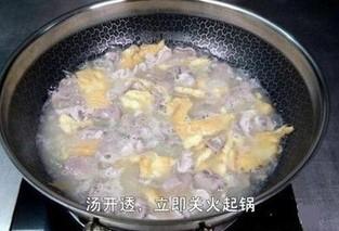鸭蛋汤的功效与作用