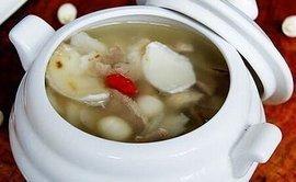 肝胃百合汤的功效与作用