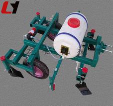 地膜玉米机械地膜覆盖技术