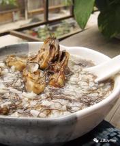牡蛎发菜粥的功效与作用