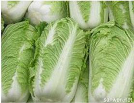 白菜苡米粥的功效与作用