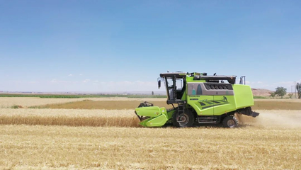 """锡山区农机作业""""三到位""""为夏收夏种高效安全提供有力支撑"""