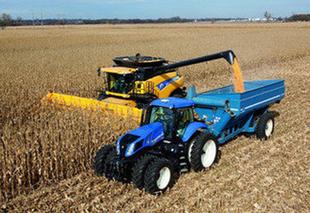 水稻联合收割机作业前维修保养方法