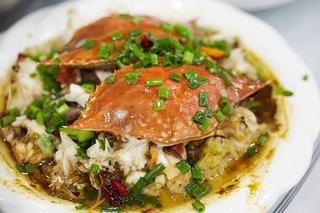 上海东海梭子蟹迎来上市高峰期